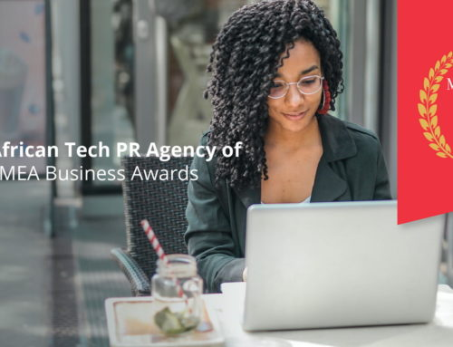 DUO selected as 2020 African Tech PR Agency of the Year at MEA Business Awards