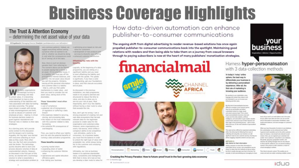 Everlytic PR Review - business coverage