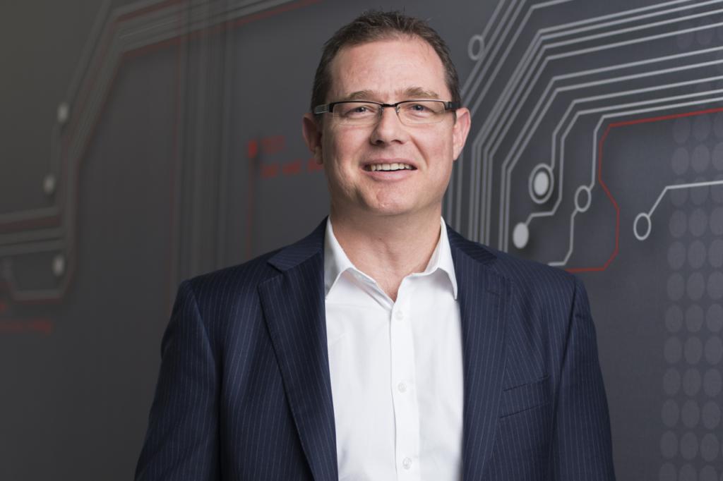 redPanda Group CEO Gareth Hawkey