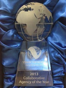 Veeam PR Award for DUO