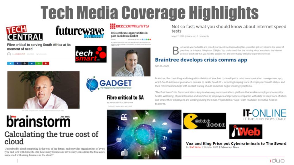 Vox tech media coverage 2021