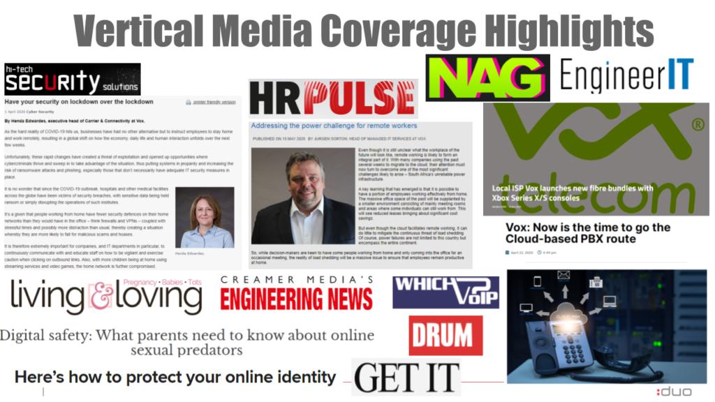 Vox vertical media coverage 2021