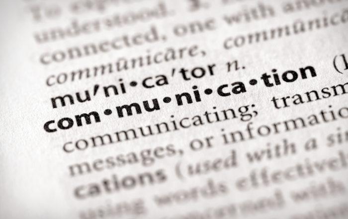 SEO means good communication