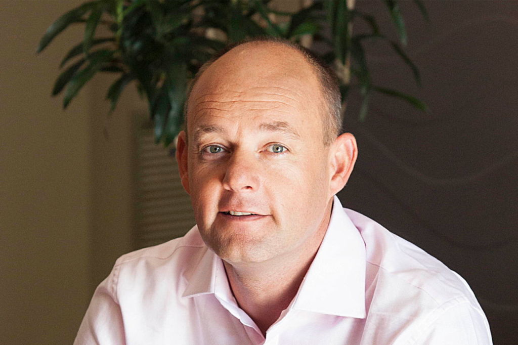 Vox CEO Jacques du Toit