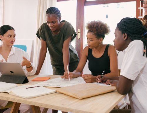 Engaging Africa's next generation of business and technology leaders